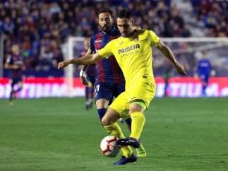 Levante vs. Villarreal.