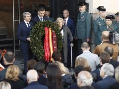 Acto de homenaje a las víctimas del 11-M