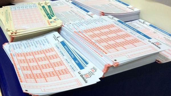 Loterias del Estadoanuncia un nuevo juego asociado a la Liga de futbol para la proxima temporada