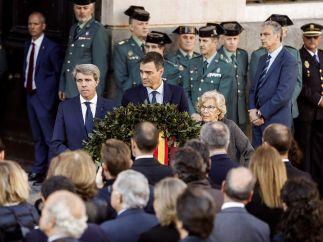 Madrid recuerda a las víctimas del 11-M