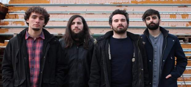 La banda de rock 'Muntz' gana el concurso 'Sentidos Emergentes' y formará parte