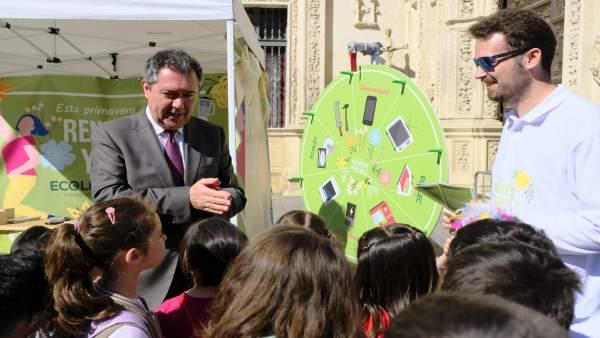 Sevilla.- Espadas reciclaje