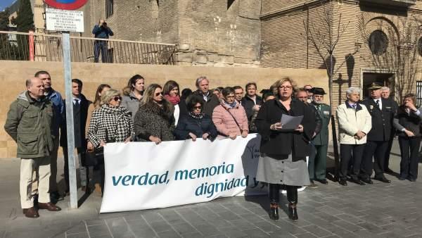 Las víctimas del terrorismo piden