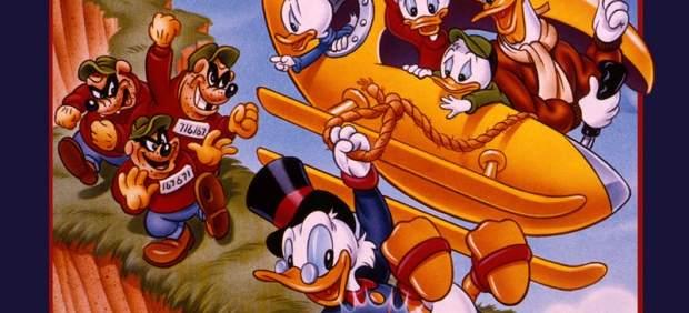 Videojuego 'DuckTales'
