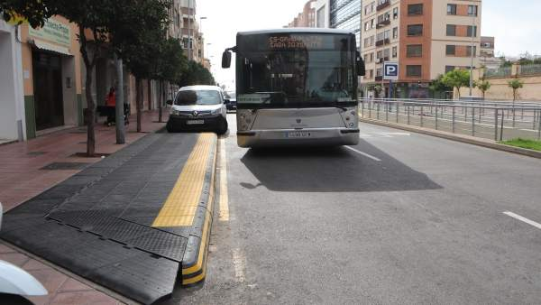 Castellón.- El Ayuntamiento pone en marcha paradas de bus a demanda para mujeres