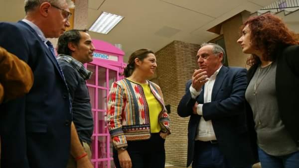 Córdoba.- El Ayuntamiento acoge una exposición fotográfica por el 30ª aniversari