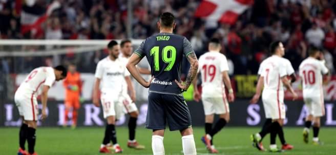Theo Hernández, de la Real Sociedad