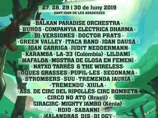 El festival Clownia anuncia a Joan Dausà, Judit Neddermann y Elèctrica Dharma