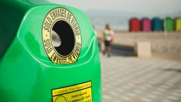 Los extremeños reciclaron 8.231 toneladas de residuos de envases de vidrio en 20