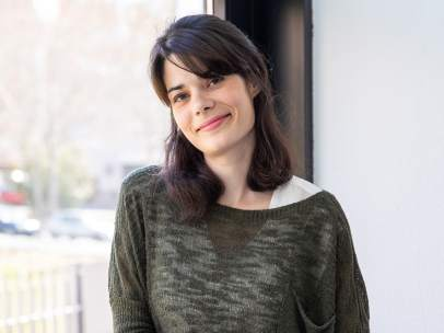 Isabel Serra, candidata oficialista de Podemos a la Comunidad de Madrid.