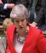 Reino Unido vuelve a rechazar el acuerdo del Brexit