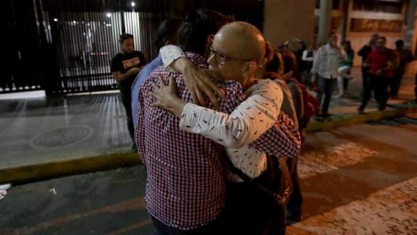 Naky Soto, esposa del periodista venezolano-español Luis Carlos Diaz
