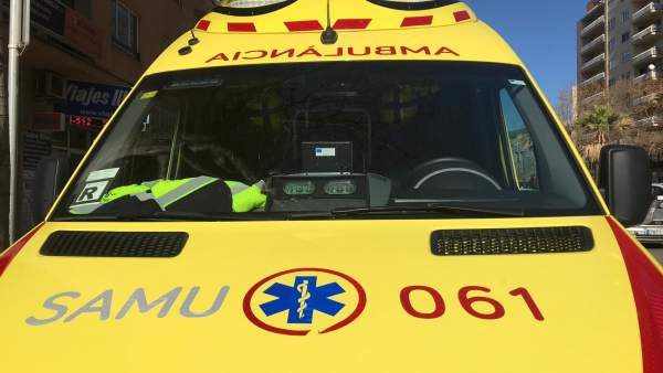 Sucesos.- Cuatro heridos, dos de ellos en estado grave, en un accidente  en la c