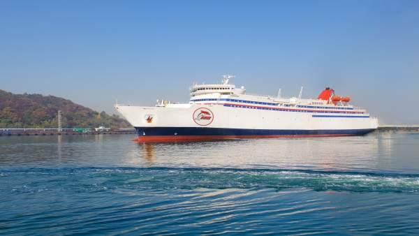 Granada.- FRS incorporará un nuevo buque para operar la línea Motril-Melilla en
