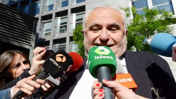 La neboda de Paesa diu que Cotino li va portar més de 600.000€ a Luxemburg