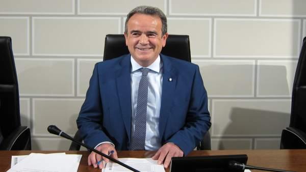 Zaragoza.- Sánchez Quero insiste en que la Ejecutiva Federal deberá decidir sobr