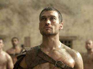 'Spartacus: Sangre y arena': Andy Whitfield