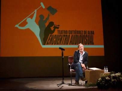 Sevilla.- Profesionales del sector audiovisual cuentan sus experiencias a estudi