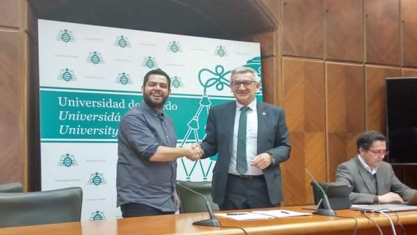 Oviedo.- Universidad y Ayuntamiento tienden puentes entre estudiantes y empresas