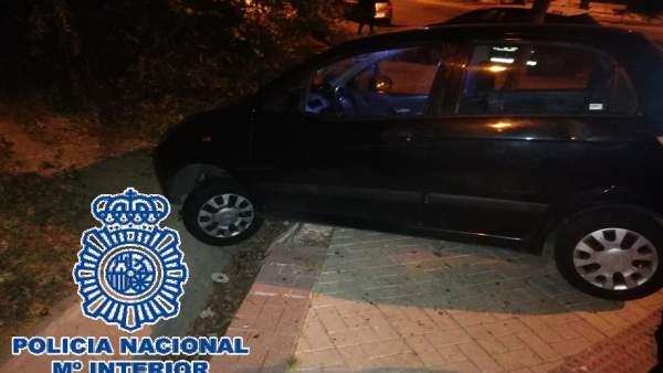 Policia Nacional Nota De Prensa Y Foto 'La Policía Nacional Detiene A Un Hombre