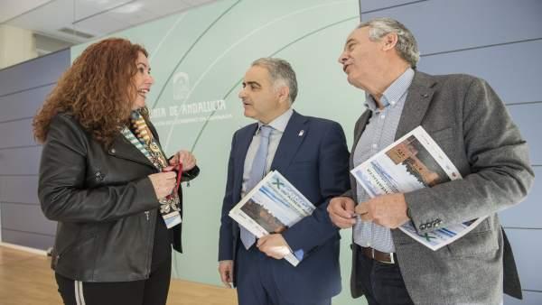 Granada.- Educación.- La Junta resalta el refuerzo del servicio de la inspección