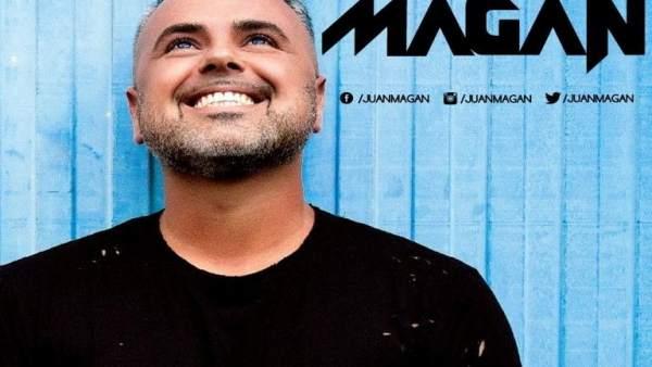 Málaga.- Juan Magán actuará el 6 de julio en la Feria de Estepona