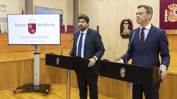 Consejo.- La Comunidad reformará el hospital Virgen del Castillo y construirá un