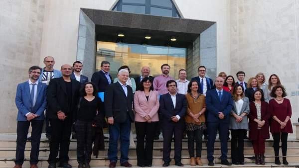 Huelva.- La Universidad de Huelva estrecha lazos de colaboración con la Universi
