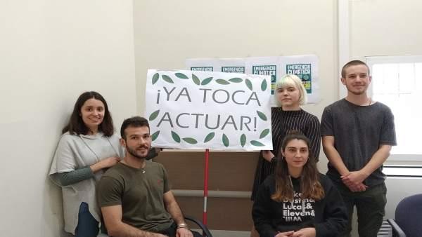Els estudiants valencians s'uneixen als 'Fridays for Future'