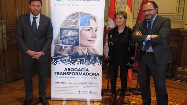 Más de 2.000 abogados y 250 ponentes harán a Valladolid 'capital' de este sector