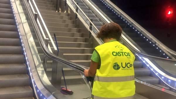 Granada.- La Junta licita el nuevo contrato de limpieza del metro