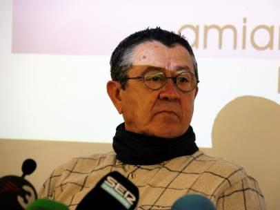 Rafael Rubio, el trabajador del Metro Barcelona afectado por amianto.