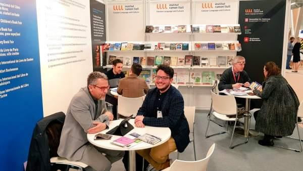 El IEB participa por quinto año en la Feria del Libro de Londres para acercarse