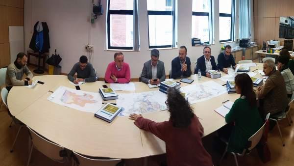 Torrelavega.- La Comisión de Urbanismo da el visto bueno a la aprobación inicial