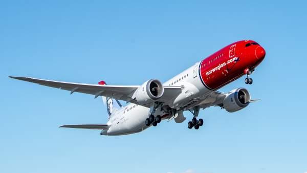 Norwegian transportó a más de 2,5 millones de pasajeros en febrero, un 8% más