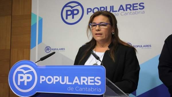 PP ve 'normal' marchas como la de Esther Merino a Cs al no ver 'cumplidas sus ex