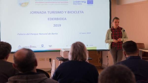 La I Jornada Ederbidea destaca el 'importante impacto' para la economía local de