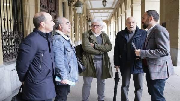 Diputación de Gipuzkoa y ETB producen un documental sobre la novela 'Cacereño' d