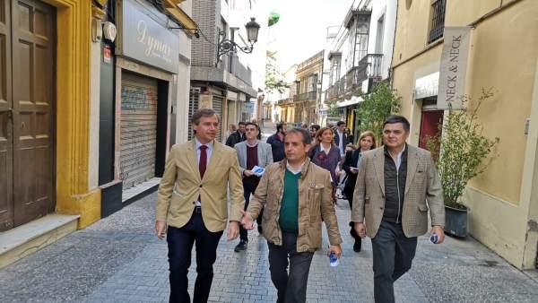 Cádiz.- El PP asegura que es 'el único partido que ofrece candidato y propuestas
