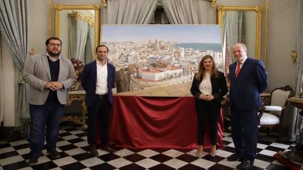 Sevilla.- Villalobos reafirma su compromiso 'firme y sin fisuras' con la conmemo
