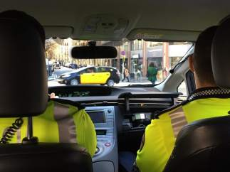 Guardia Urbana de Barcelona.