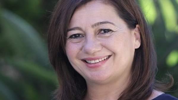 Armengol recorda a les víctimes del 11-M i mostra la solidaritat del Govern amb