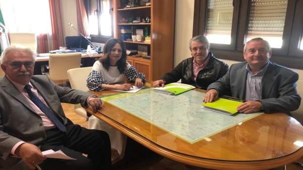 Jaén.- Cooperativas Agro-Alimentarias pide apoyo a la Junta para hacer frente a