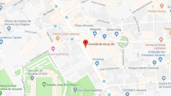 Alcoy, Alicante