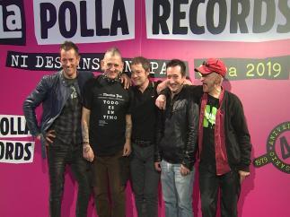 La Polla Records vuelve después de 16 años
