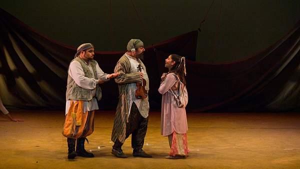 Opera ABAO 'Ali Baba y los 40 ladrones'