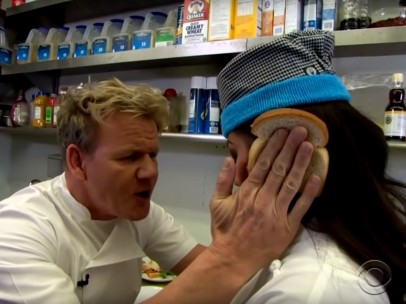El chef Gordon Ramsay