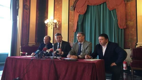 AV.- El Ayuntamiento de Burgos compromete 5 millones al Diálogo Social para gene