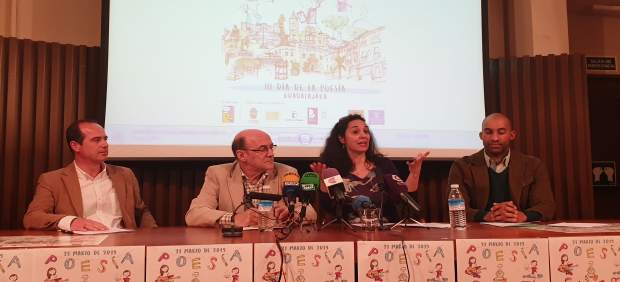 Calles y rincones de Guadalajara se llenarán el 21 de marzo de poemas en el Día