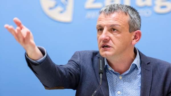 Zaragoza.- Rivarés insta al PP a que vaya a los tribunales si detecta indicios d